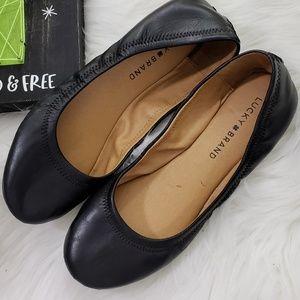 Lucky Brand Basic Ballet Flats